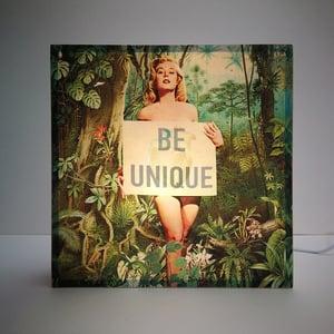 Image of Be Unique