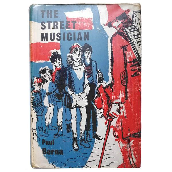 Image of Paul Berna - The Street Musician