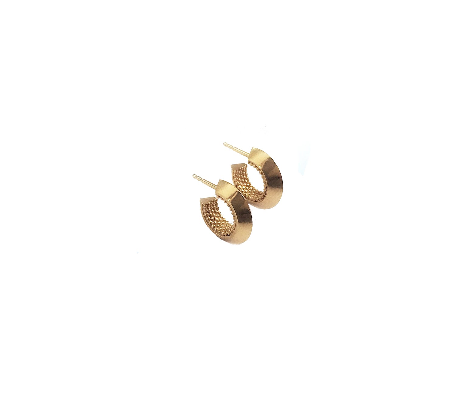 Image of Gandharva dot earrings