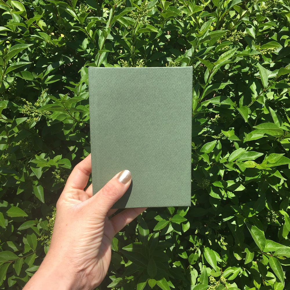 Image of A6 single colour notebook