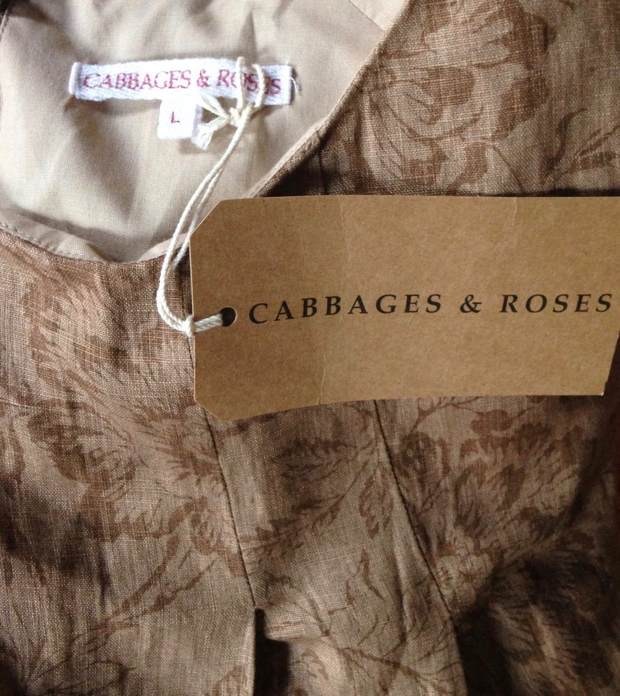Image of CABBAGES AND ROSES  / DRESS