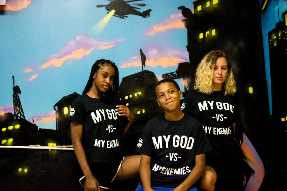 Image of Midnight Black Youth Tees