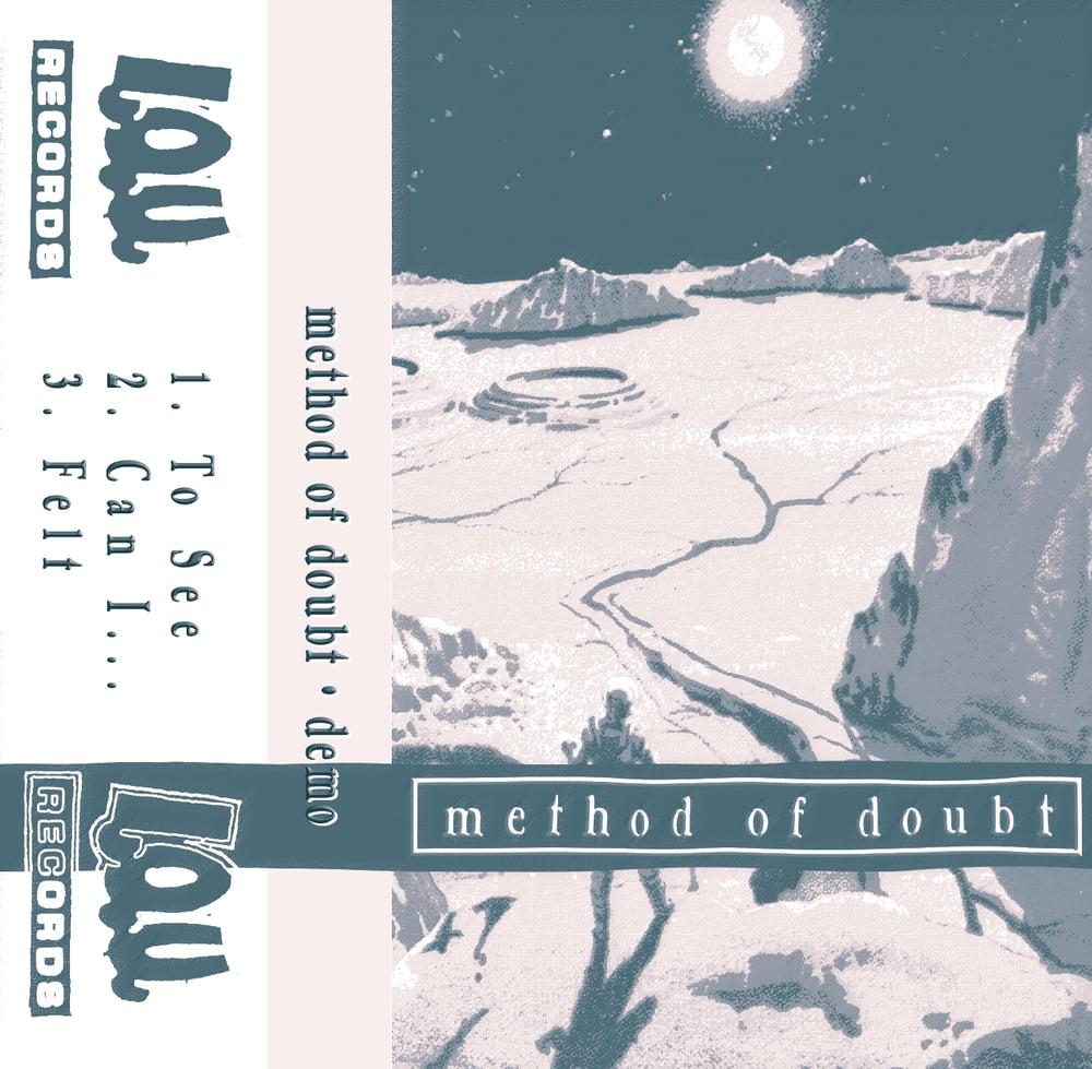 Image of IOU #12 - Method Of Doubt Demo Tape