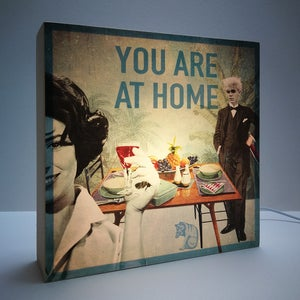 Image of You are at home