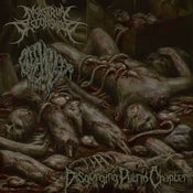 Image of Menstrual Disconsumed / Goremonger - Disgorging Putrid Chapter split