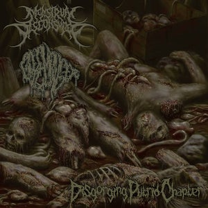 Image of Menstrual Disconsumed / Goremonger - Disgorging Putrid Chapter