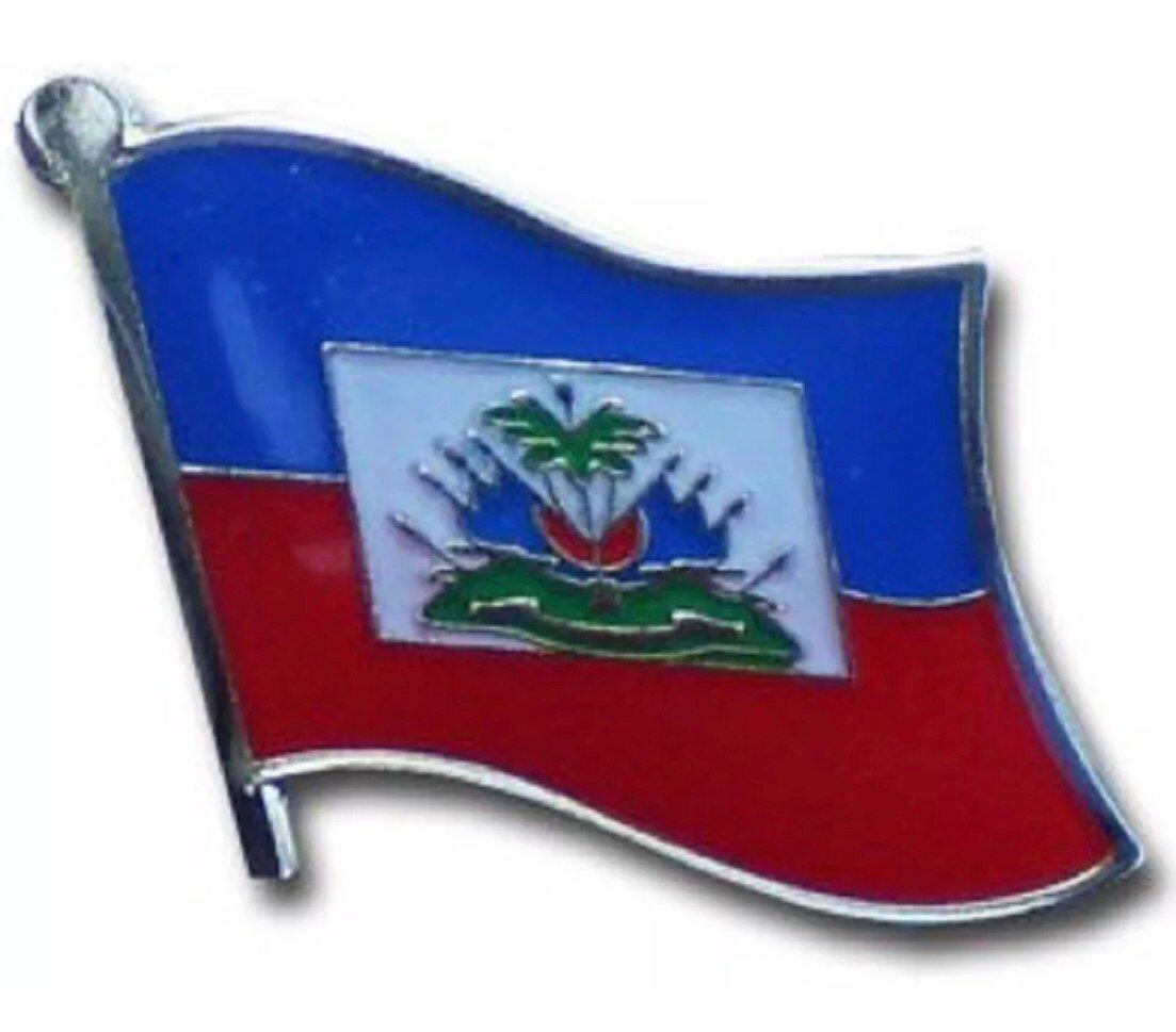 Image of Haiti Pin