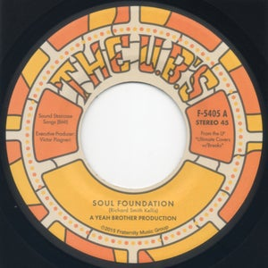 "Image of Soul Foundation / Morning Sickness - 7"" Vinyl"