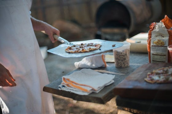 Image of Brick Oven Pizza Class