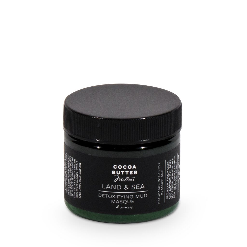 Image of Land & Sea Detoxifying Mud Masque