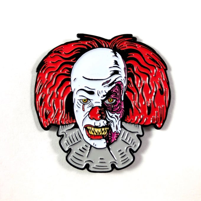 Image of Battery Acid Enamel Pin