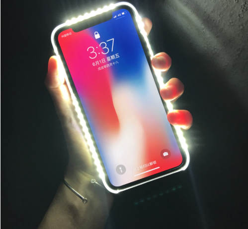 Image of Light Up Selfie Phone Case