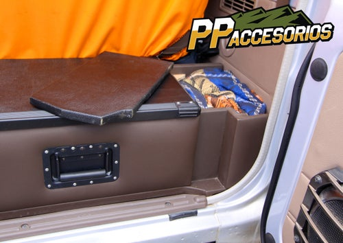 Image of PPaccesories Toyota Land Cruiser 70 series drawer slide