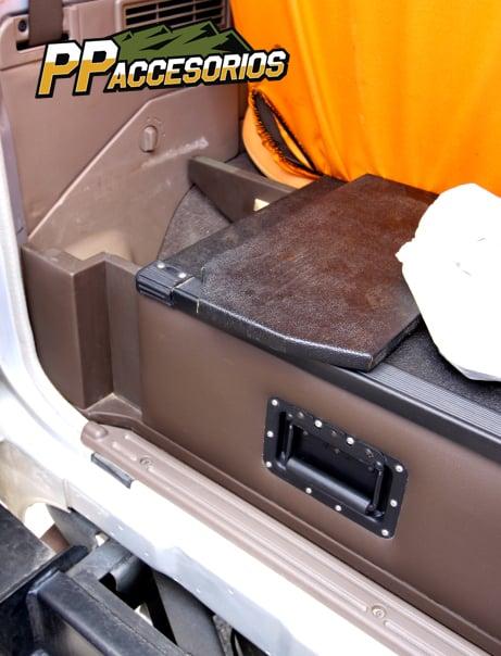 Image of PPaccesories Toyota Land Cruiser 70 series drawer slide