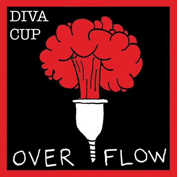 """Image of Diva Cup - Overflow 7"""""""