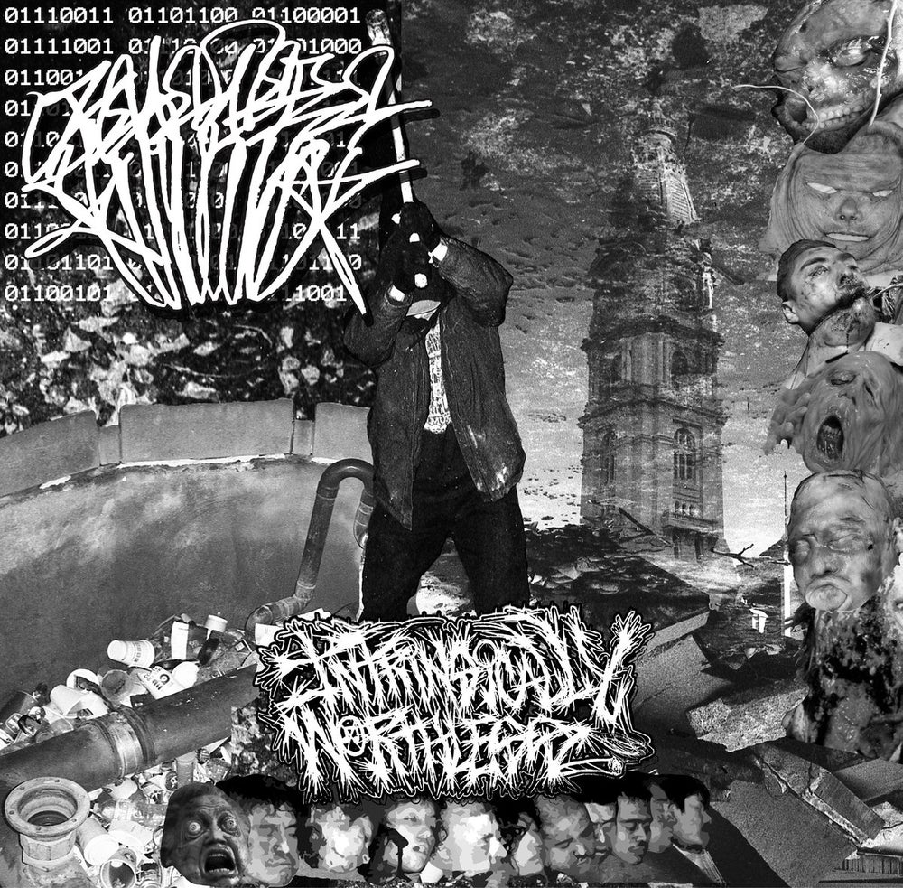 Image of Beasters - Intrinsically Worthless 7""