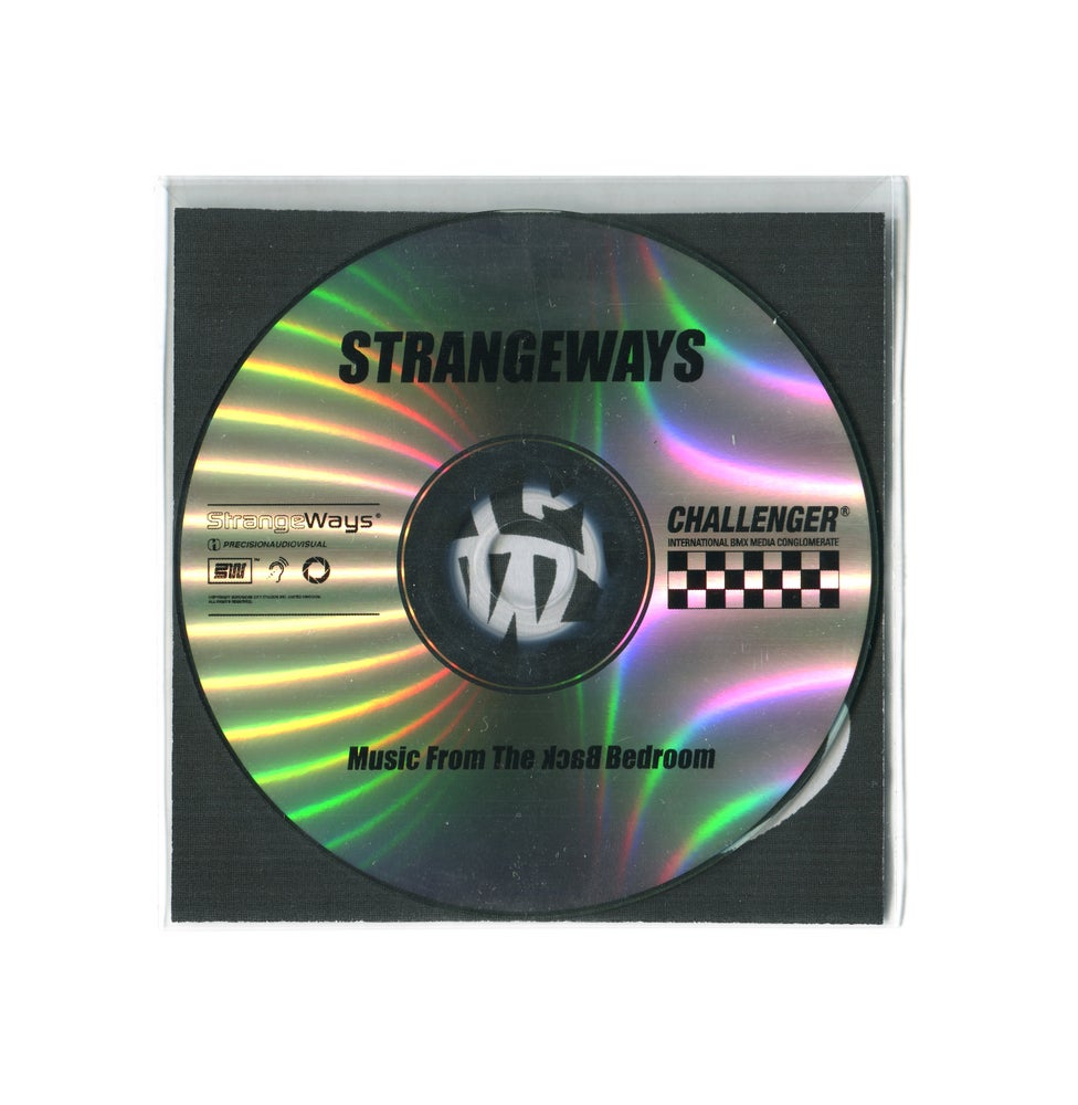 Image of Strangeways - Music from the Back Bedroom CD