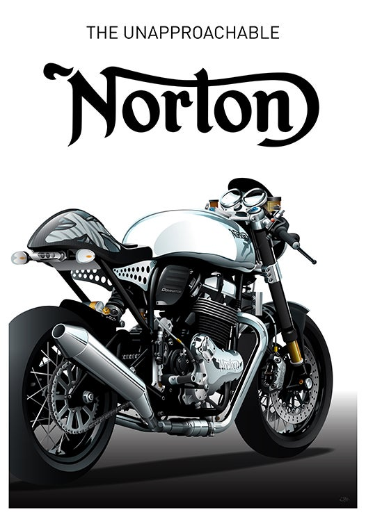 Image of Norton Dominator