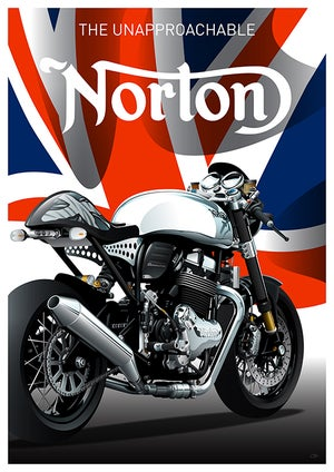 Image of Norton Dominator