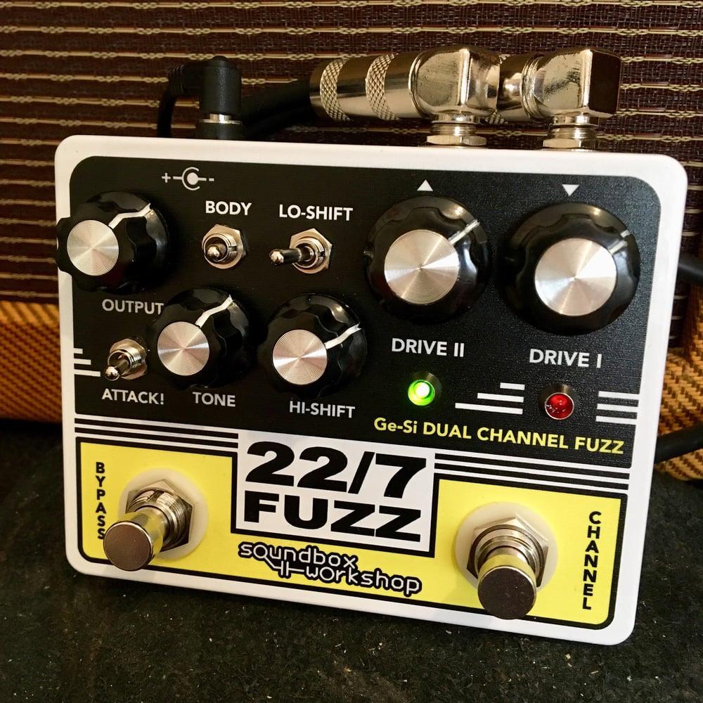 Image of Soundbox Workshop 22/7 Fuzz