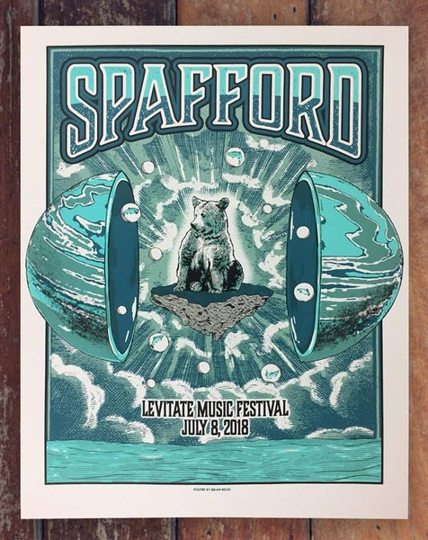Image of Spafford Levitate Music and Arts Festival July 7-8 2018