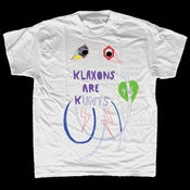 Image of KLAXONS ARE KUNTS - MENS TEE