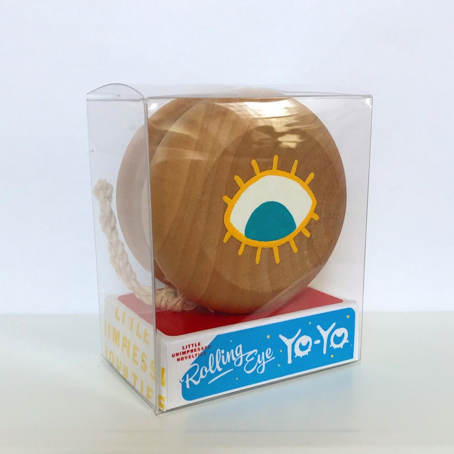 Image of Second Edition Rolling Eye Yo-Yo