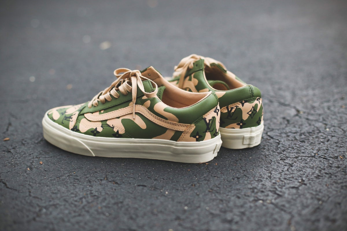 Image of Old skool camo