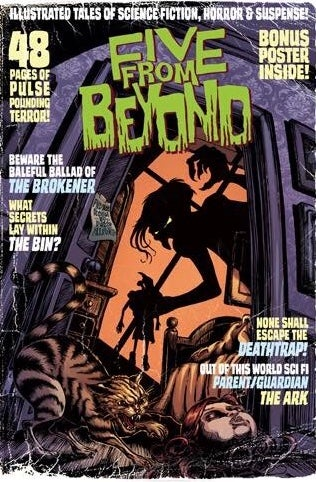 Image of 5 From Beyond Comic (Pre-Order)