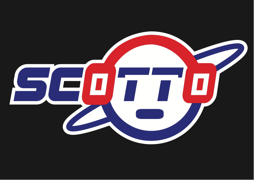 Image of SCOTTO RWB LOGO design by CHRIS WATERS