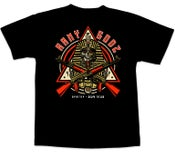 Image of Army of the Godz T-Shirt - Black Tee
