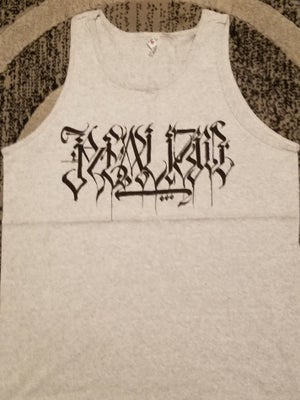 Image of Realizm & Krazy Race Tank Tops (5 Different Designs)