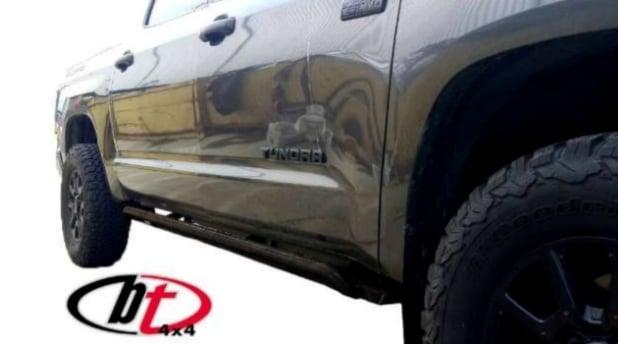 Image of BT4X4 Toyota Tundra 4 doors Rock sliders