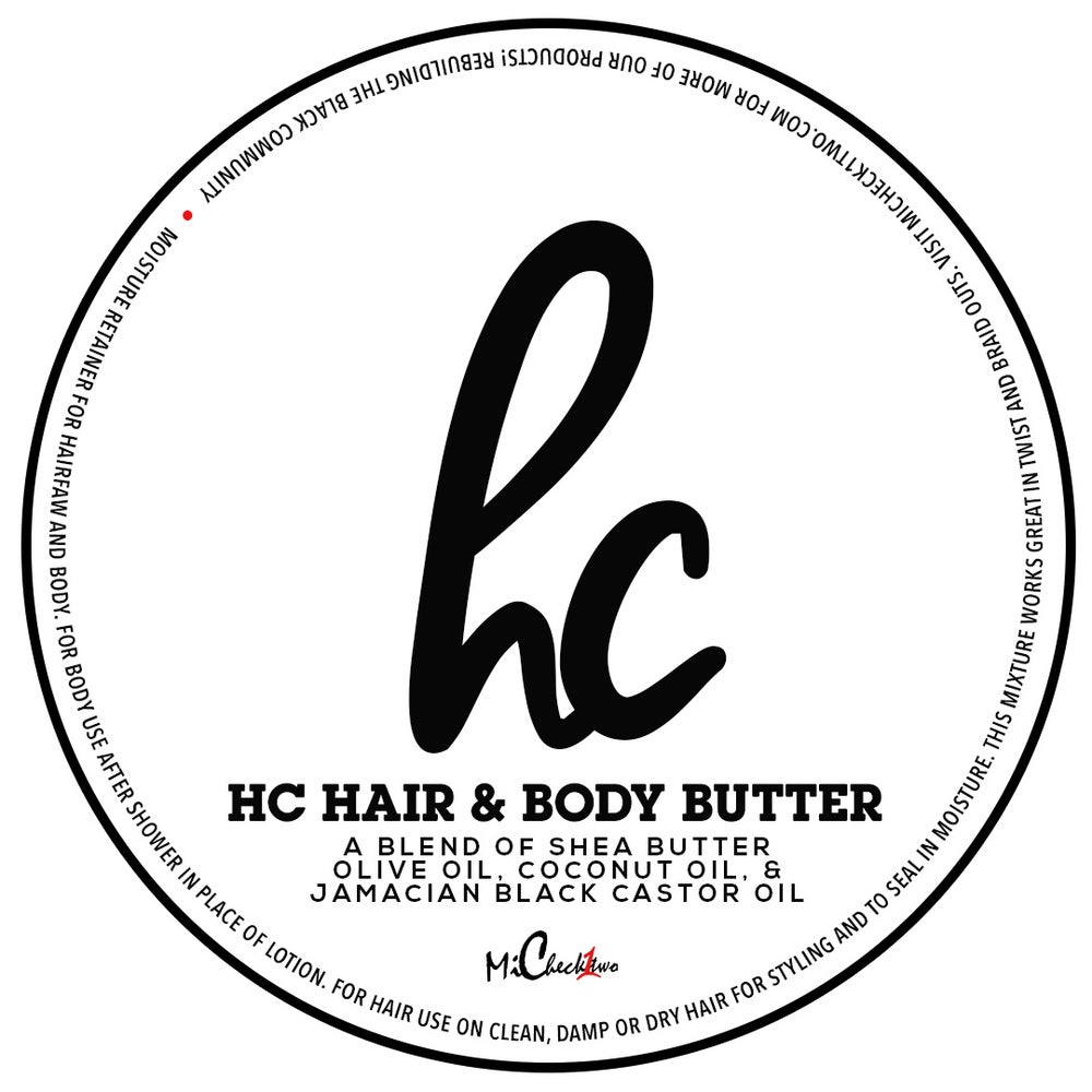 Image of HC Hair x Body Butter