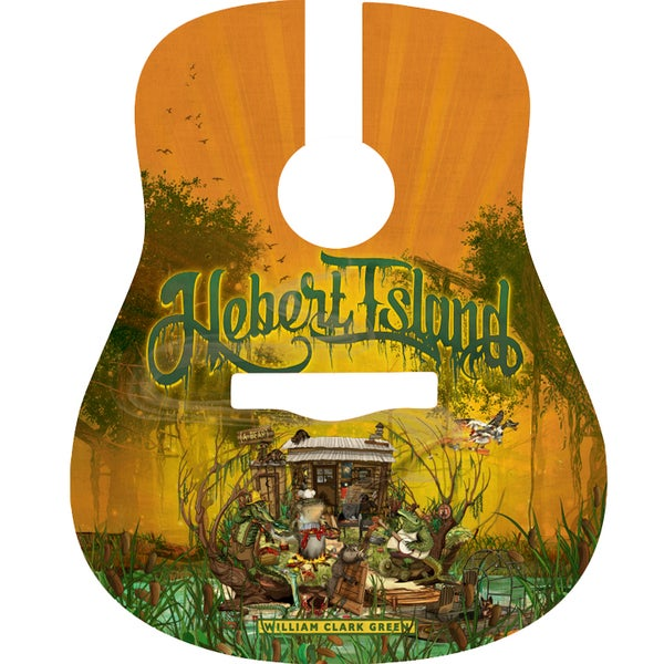 Image of Hebert Island Guitar