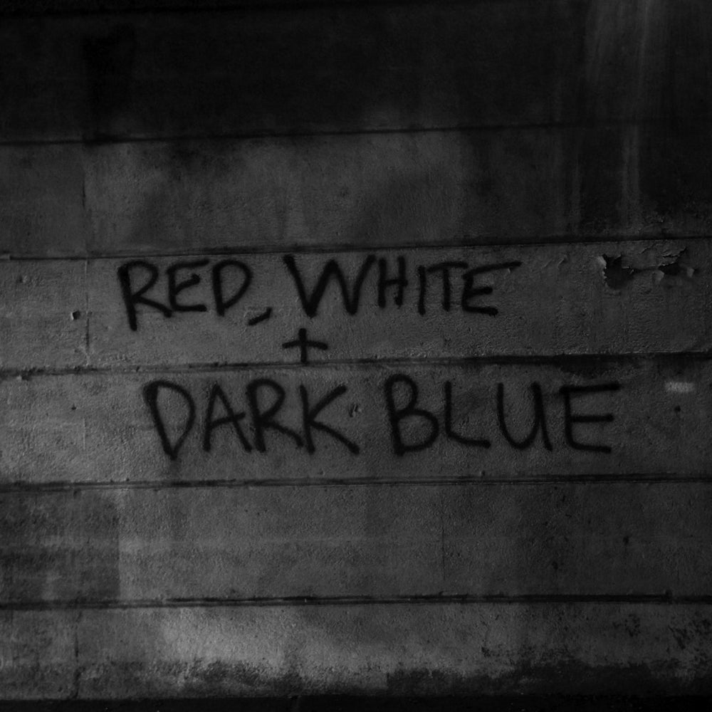 Image of Red, White + Dark Blue LP