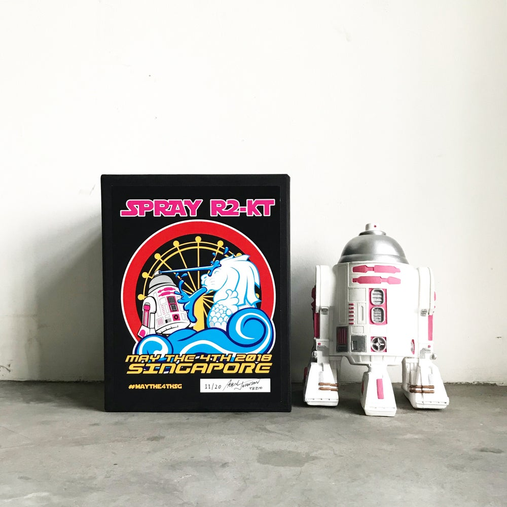 Image of SPRAY R2-KT