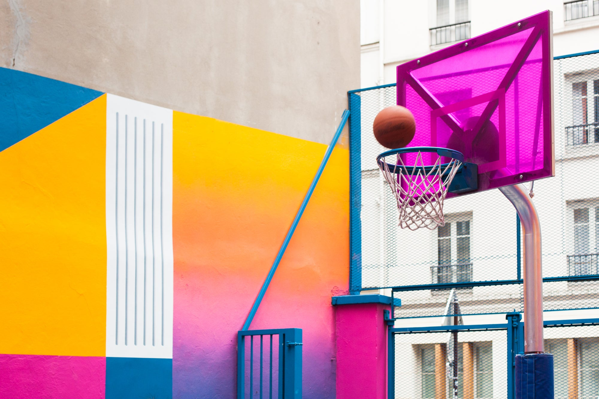 Image of PIGALLE HOOP DREAMS