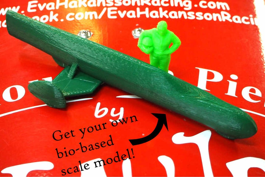 "Image of Level 2: ""Let's go faster!"" - get a 3D printed scale model, and your name on bike!"