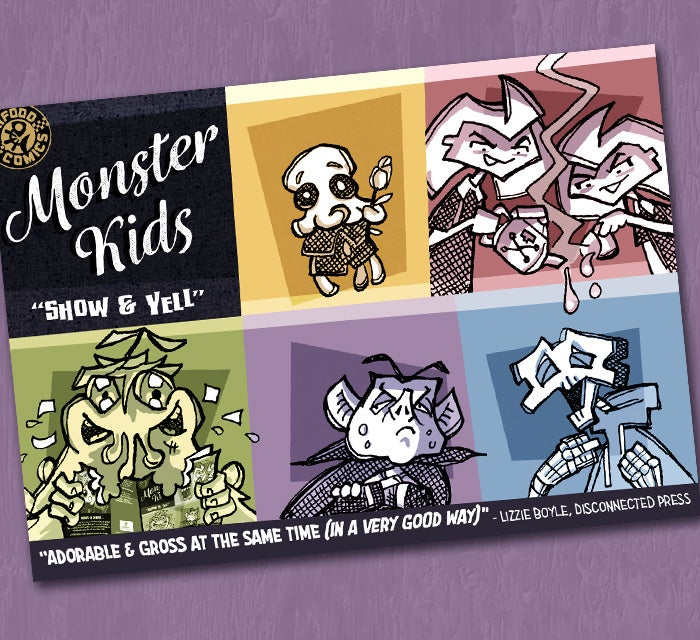 Image of Monster Kids: Show & Yell