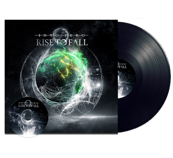Image of INTO ZERO LP+CD PRE-ORDER
