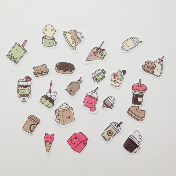 Image of Stickers • Coffee