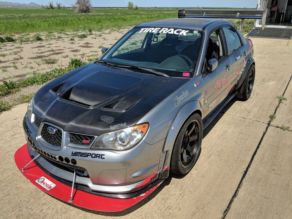 Image of '06-'07 Subaru WRX/STI GTspec hood