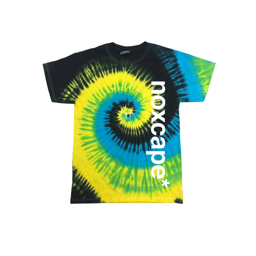 Image of Tie Dye T-shirt
