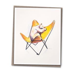 Image of POLAR BEARS + CHAIRS prints