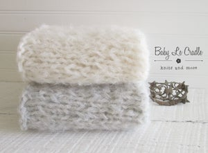 Image of RTS - Fluffy Knit Layers - Select Colors Avail.