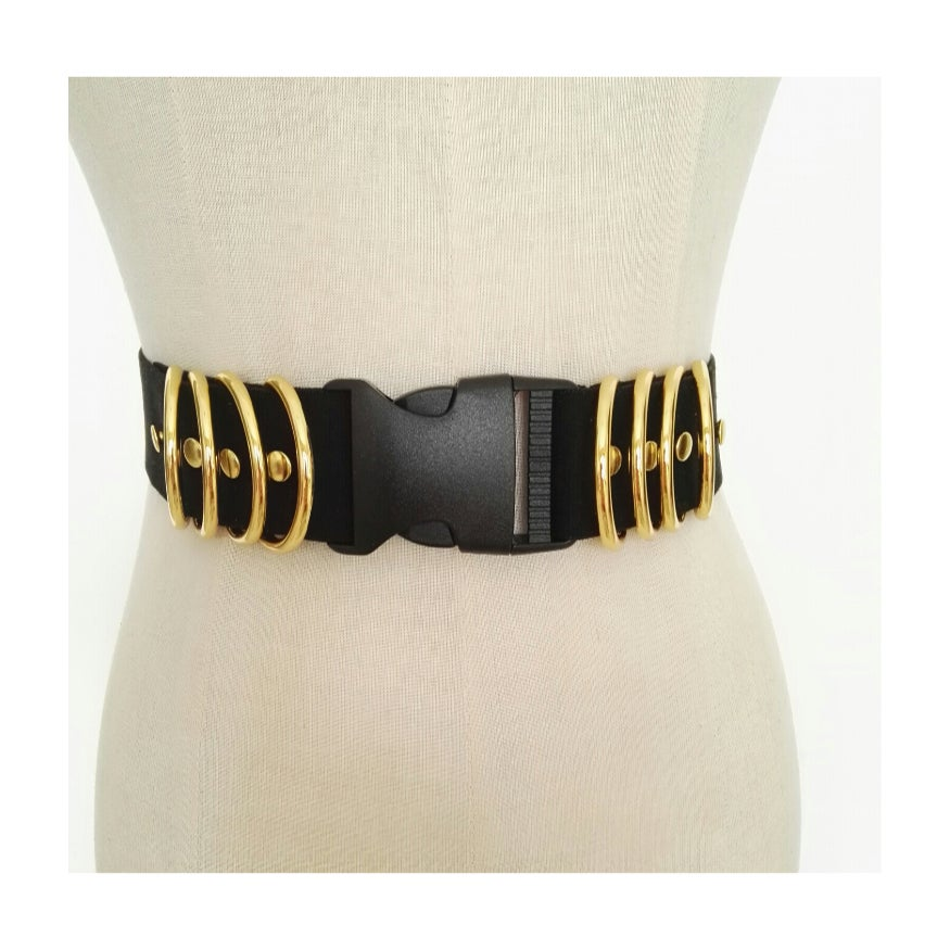 Freqky buckle belt & FREE CHOKER (NEW colours available)