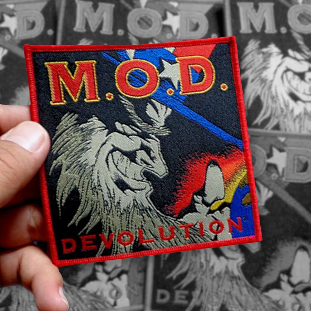 Image of MOD Devolution woven patch