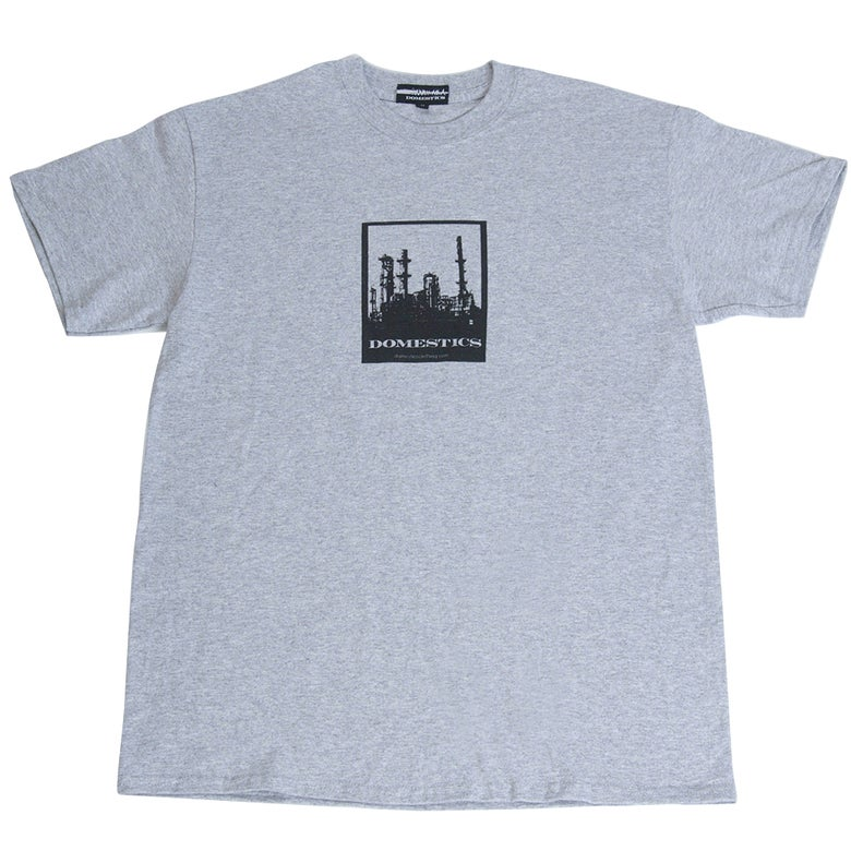 Image of DOMEstics. Factory T-shirt
