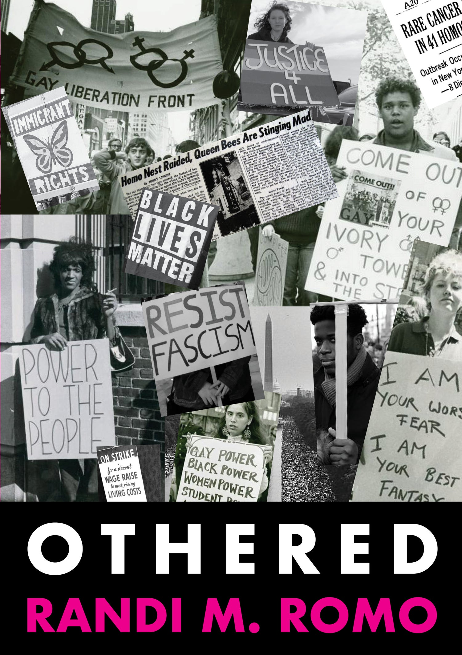 Image of Othered by Randi M. Romo (ALA Top Five Favorite!)